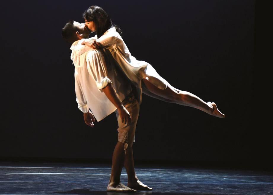 La plupart des tableaux seront dansés en duos. (DR)
