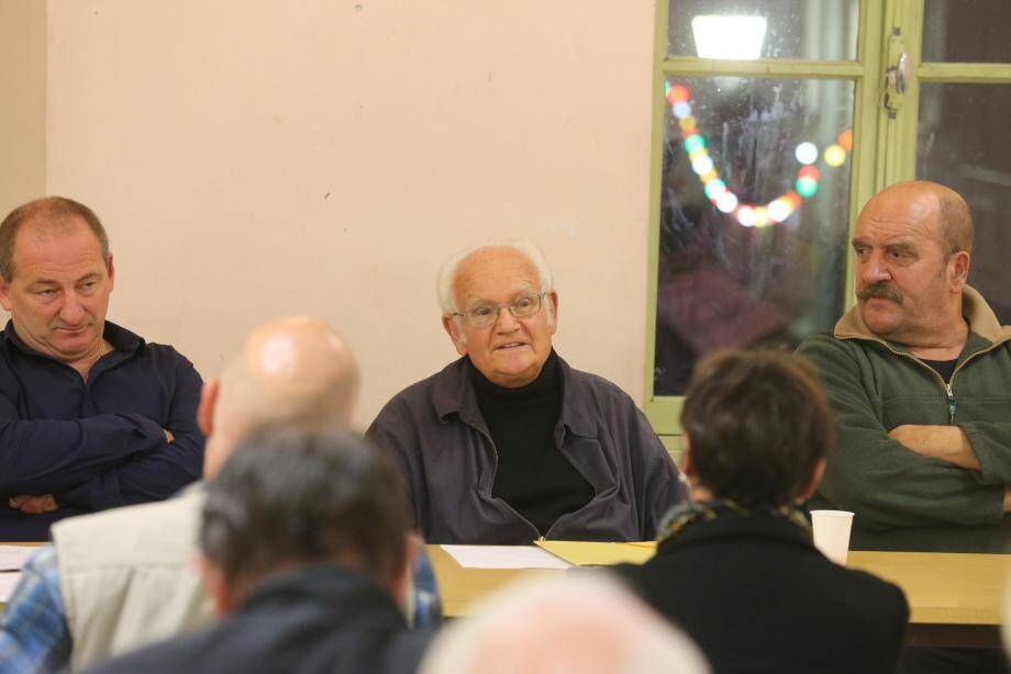 Patrick Feneau fait parti des fondateurs de l'association d'origine.
