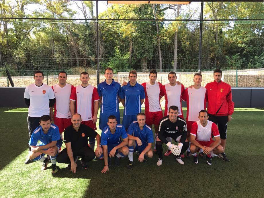 L'équipe 1 de la Sûreté publique de Monaco a remporté ce mini-championnat dans lequel l'équipe 2 s'est classée 9e.
