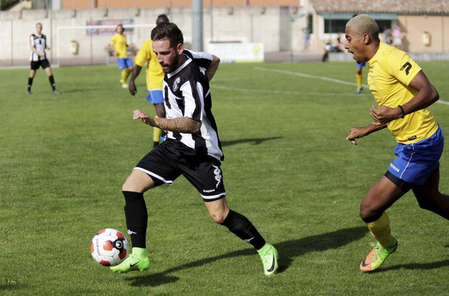 Retour au championnat dimanche pour les « noir et blanc» avec la réception du SCP Courthezon.