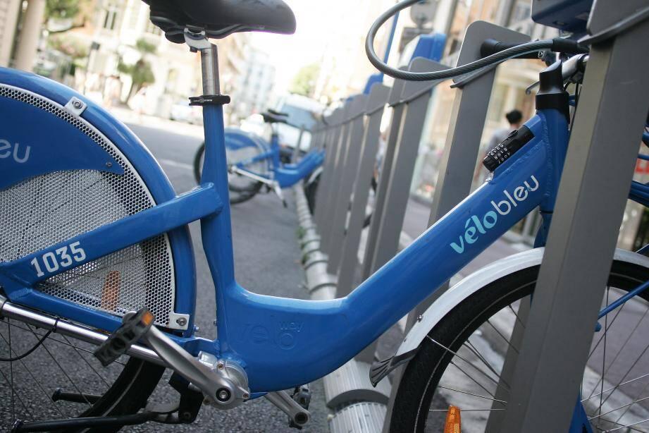 Le vélo bleu a voyagé de Nice à Monaco. Son voleur a été condamné...