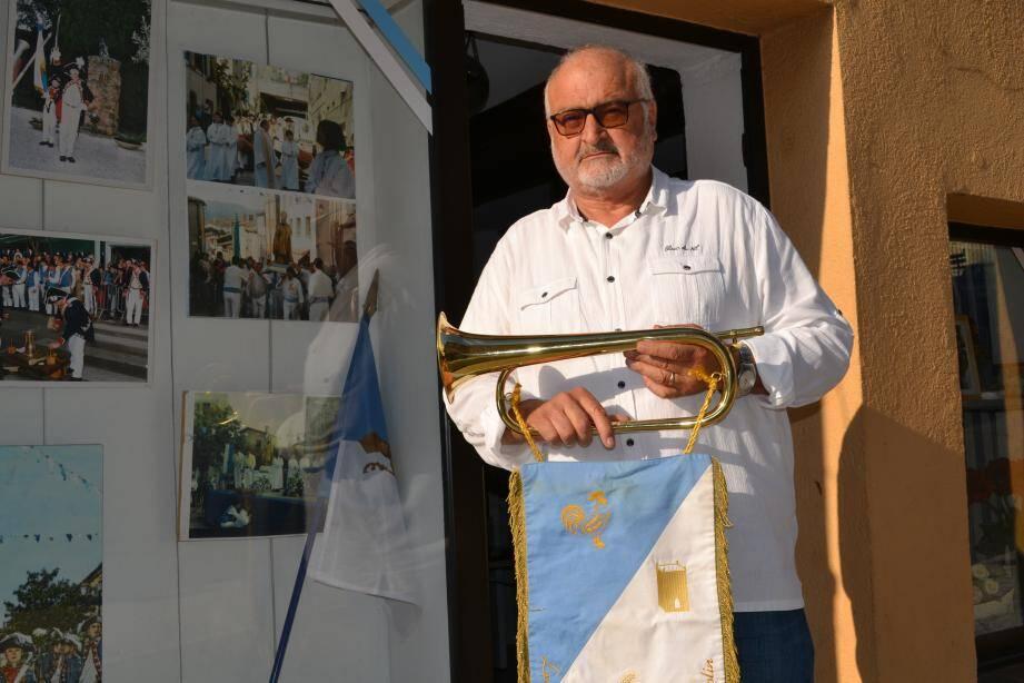 Claude Bonnard, président de l'association, invite les musiciens intéressés à se manifester rapidement.