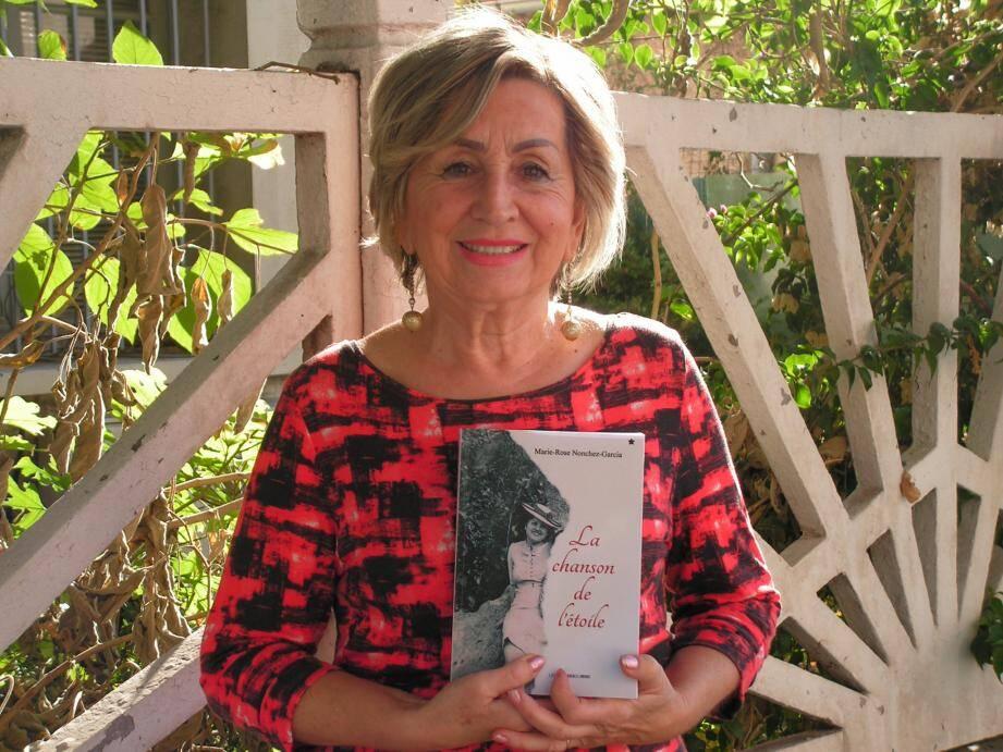 La Hyéroise Marie-Rose Nonchez-Garcia raconte le double exil de sa mère, de l'Espagne vers l'Algérie puis de l'Algérie vers la France.