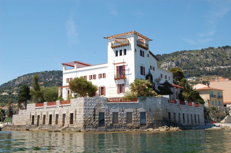 French Riviera Architecture