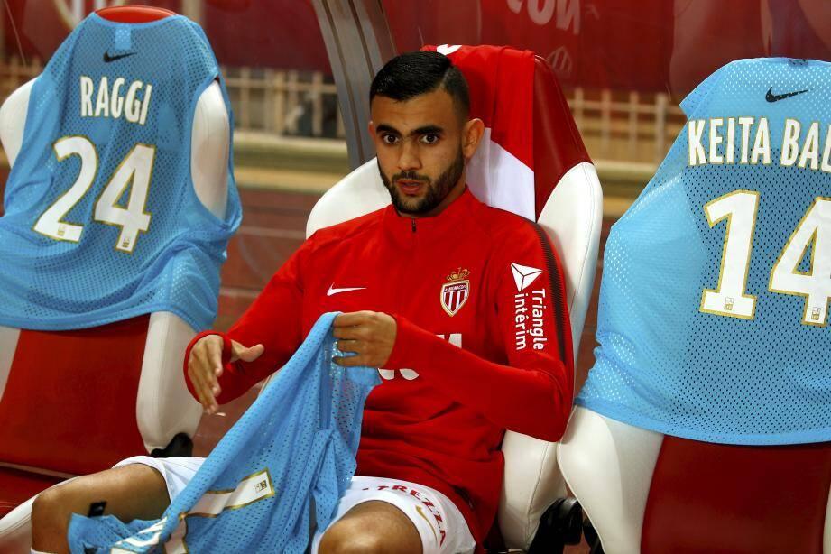 Monaco et Jardim voulaient absolument recruter Ghezzal.
