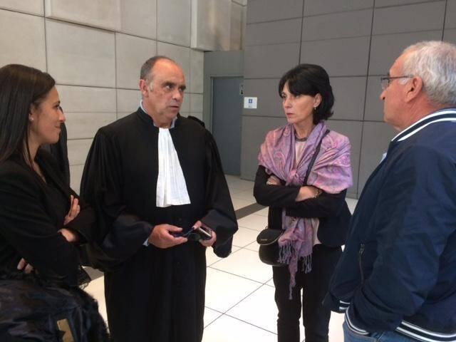 Me Sivan, conseil de Maria : « Je pense que ma cliente a bien fait de ne pas venir tant son agresseur s'est moqué du tribunal. »