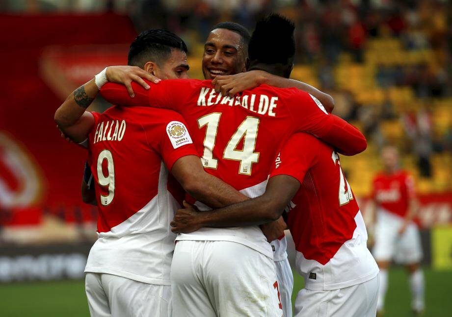 Falcao-Baldé : pas de jaloux, les deux attaquants ont marqué et l'ASM a retrouvé le sourire.