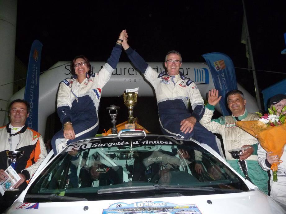 Au bout d'un long tunnel, Michel Boetti et Valérie Monnier ont retrouvé le chemin de la victoire, hier soir à Saint-Laurent-du-Var.