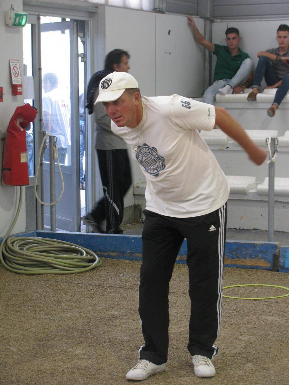 Philippe Suchaud, ex-pensionnaire du DUC Nice, est une tête d'affiche du 17e Challenge Costa.
