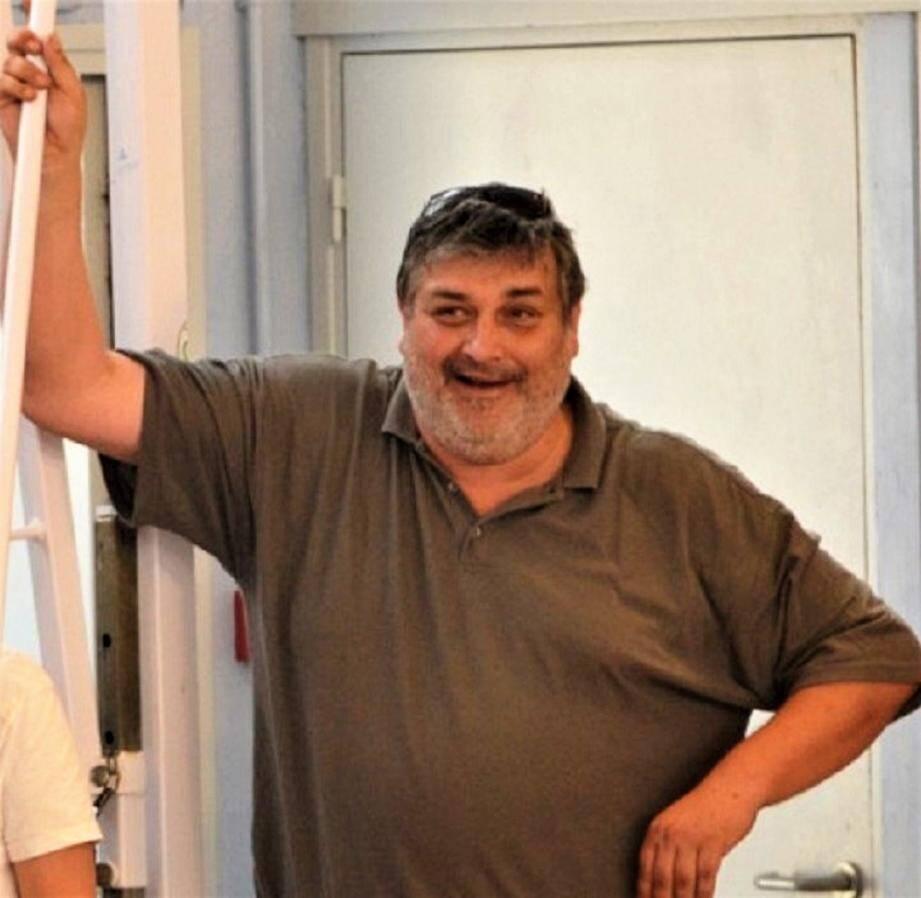 Président du club depuis 1999, Frédéric Pastorello a modelé le MOM VB à son image : affectif et compétiteur.
