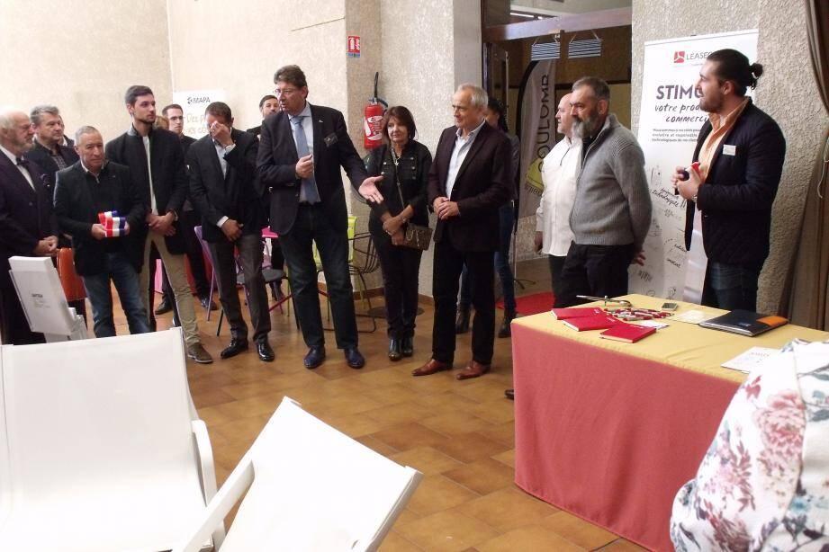 Inauguration de la deuxième édition de la Rencontre régionale des métiers de bouche.