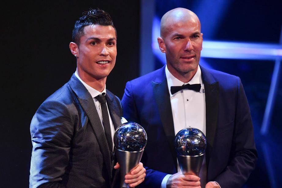 Avec Ronaldo et Zidane, le Real s'offre la part du lion.