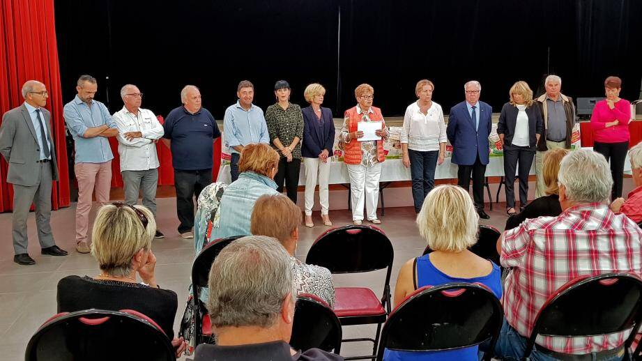Chaque élu a présenté ses délégations en souhaitant la bienvenue aux nouveaux venus.