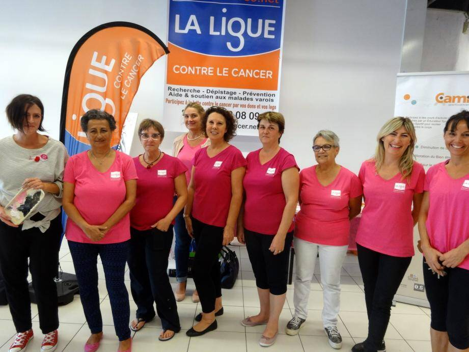 Patients et partenaires, tous unis aux côtés de La Ligue contre le cancer.