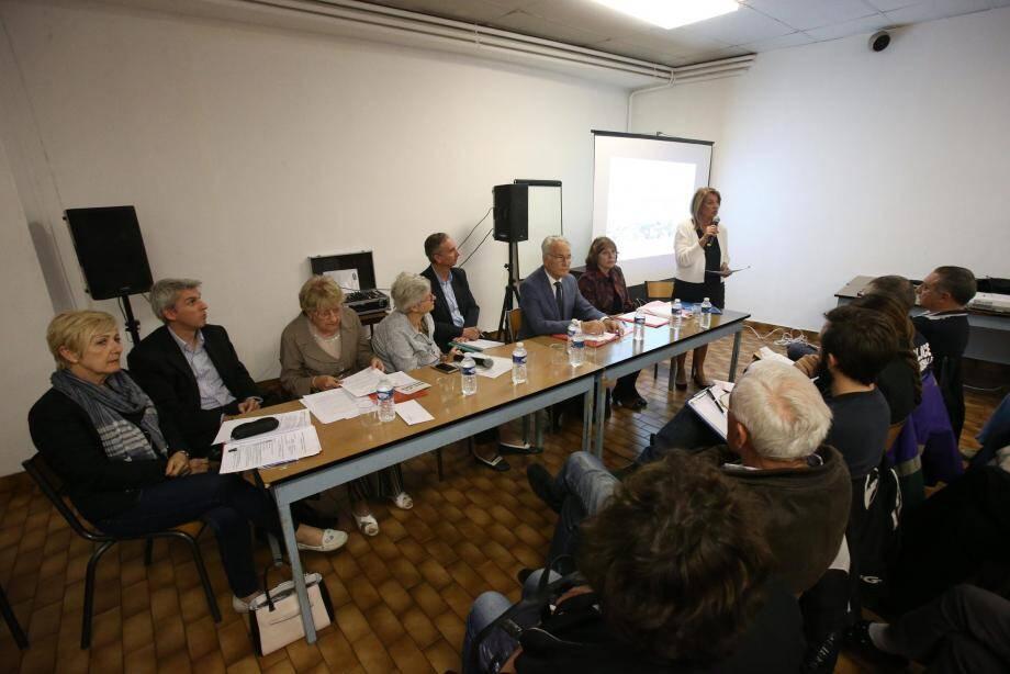 L'assemblée générale de l'Association de défense des avenues Cernuschi-Valentiny et Nice-Nord s'est tenue mardi soir.