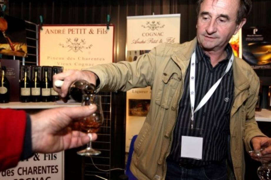 Le Salon du vin et de la gastronomie ouvre ses portes aujourd'hui au sein de l'AzurArena.