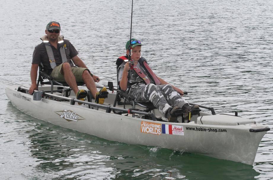 La pêche à tout âge et pour tous.