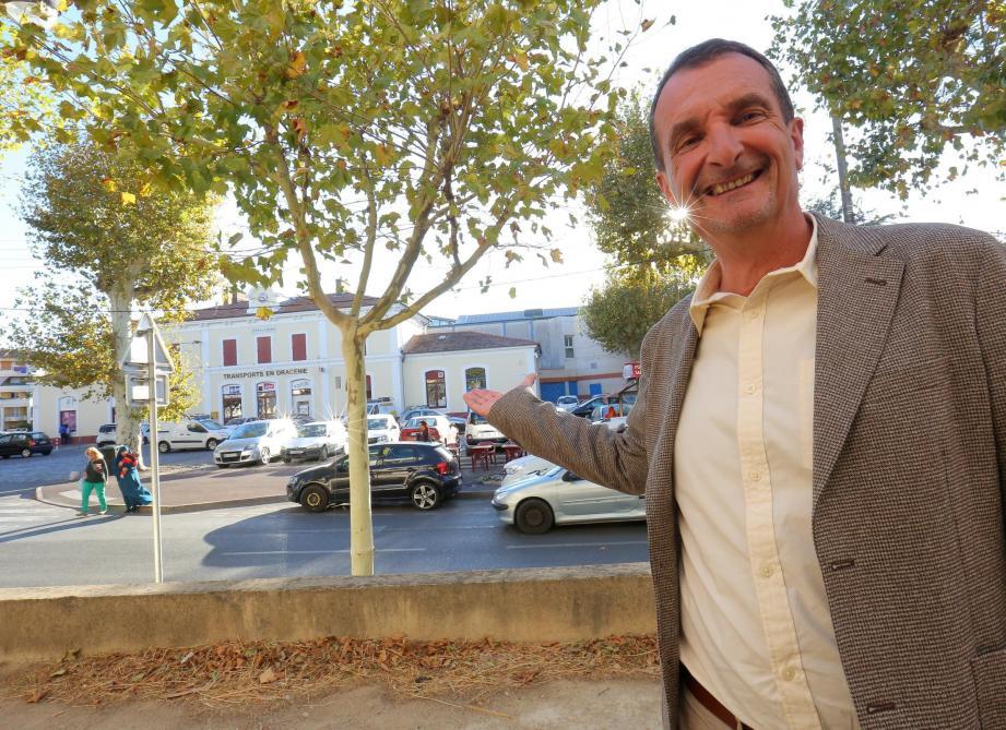 À l'inverse d'Olivier Audibert-Troin, Richard Strambio entend accompagner le projet d'une vaste concertation. Laquelle se traduira par un cahier des charges que le maître d'œuvre et les architectes seront tenus de respecter. L'ensemble étant garanti par la Communauté d'agglomération dracénoise.