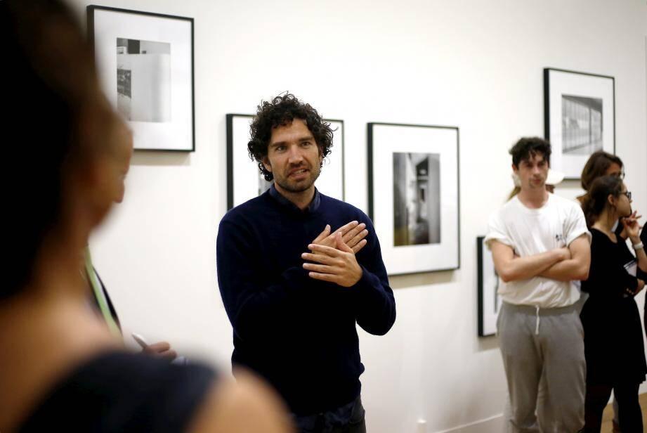 L'artiste danois présente son travail photographique autour de la villa d'Eileen Gray à Roquebrune-Cap-Martin.