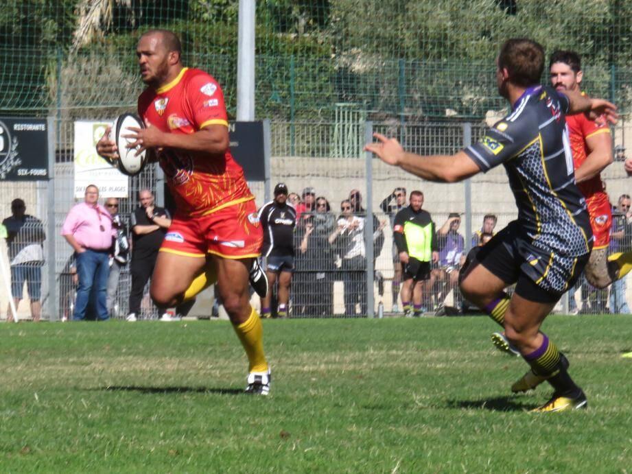 L'international sud-africain, Wylie Human, jouera son dernier match avant de se faire opérer de l'épaule.