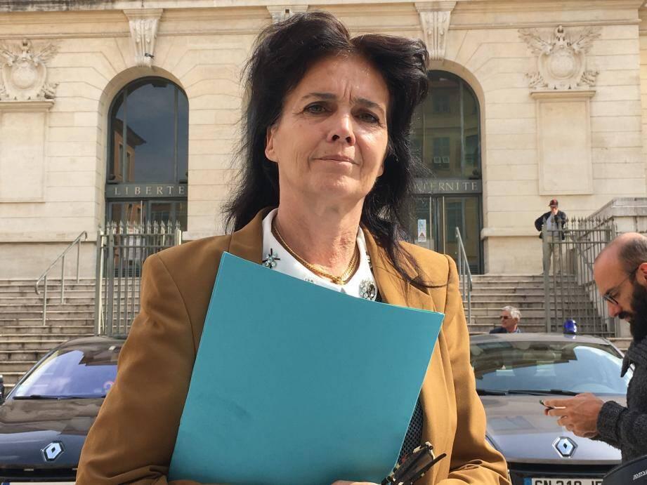«J'ai encore 300 plaintes à déposer », prévient Me Anne-Catherine Colin-Chauley.