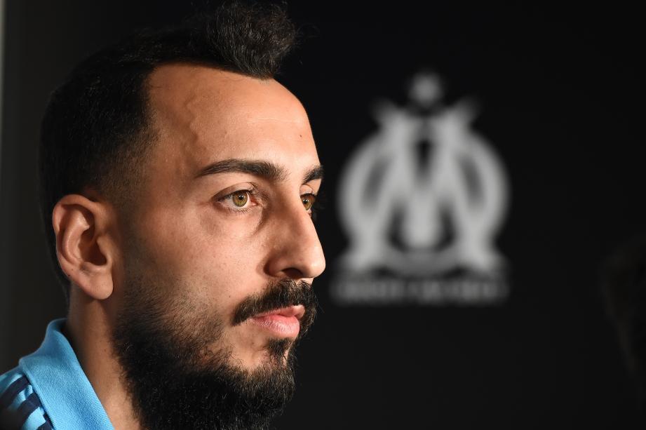 « Mon objectif est de montrer que je peux faire partie des grands joueurs de ce club », a déclaré Mitroglou.