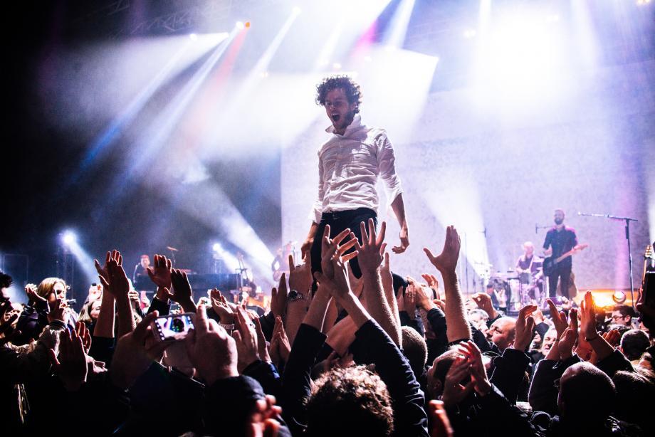 Le chanteur sera sur la scène de l'espace Léo-Ferré ce vendredi.