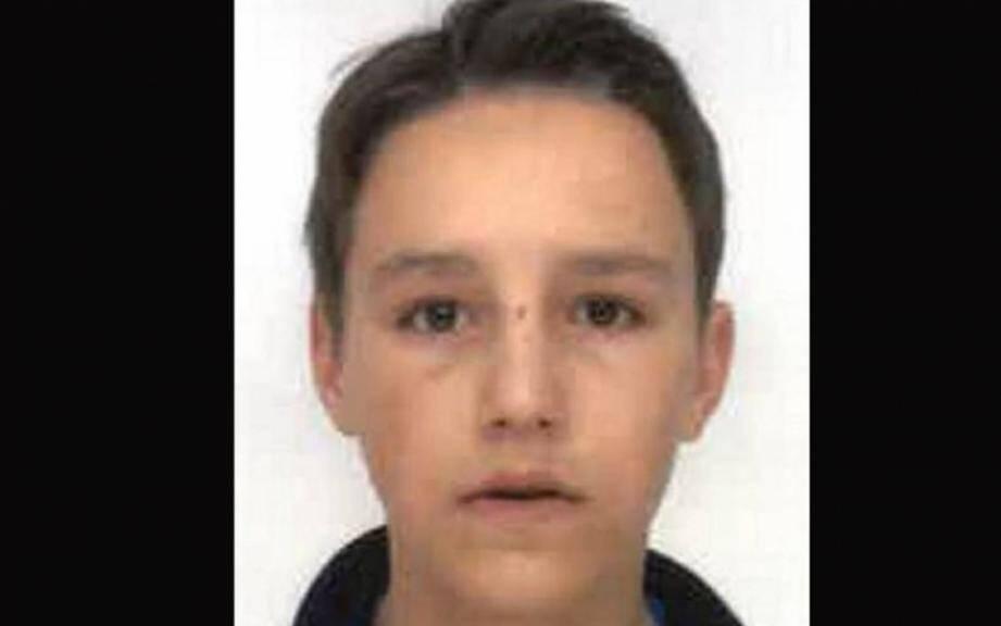 Brandone, 14 ans, portait un jogging bleu au moment de sa disparition.