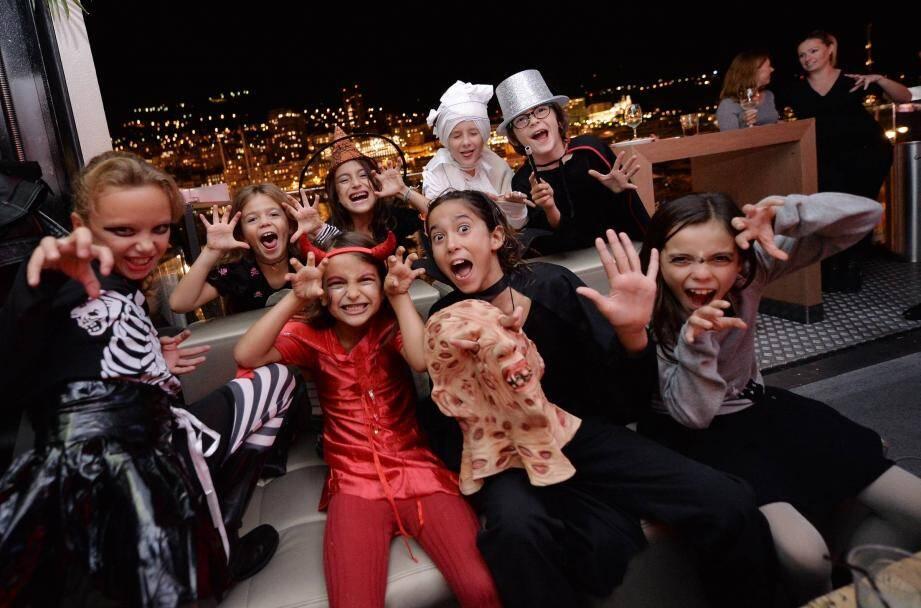 Halloween au Star'n'Bars à Monaco en 2013.