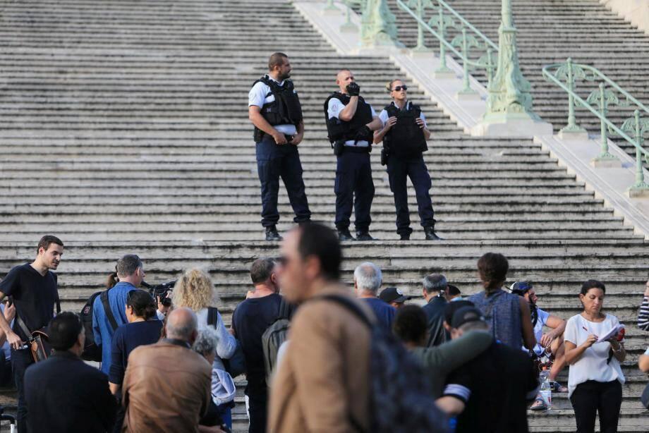 Daesh a revendiqué l'attentat de Marseille vers 22h40 ce dimanche.