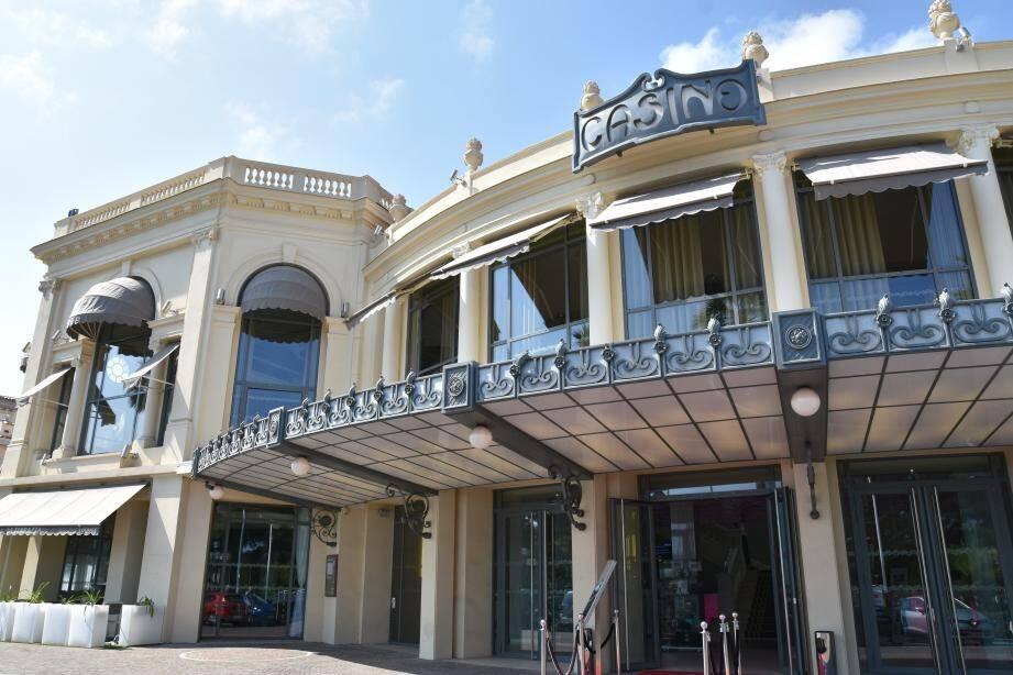 Le casino de Beaulieu-sur-Mer.
