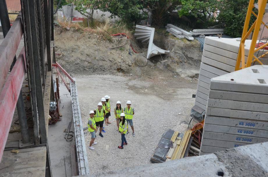 La Villa Augusta (nom commercial de Détras) jouira de 30.000 à 35.000 m2 de plancher.