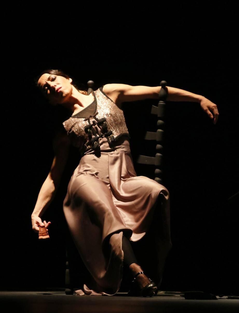 Ana Morales, une incomparable danseuse flamenca.