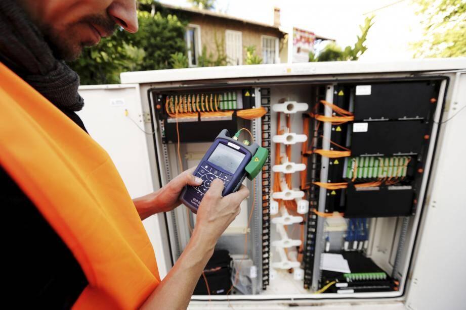 Le développement de la fibre optique se poursuit en Dracénie.