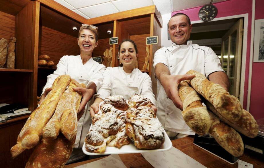 La boulangerie du Dragon passera lundi soir dans l'émission