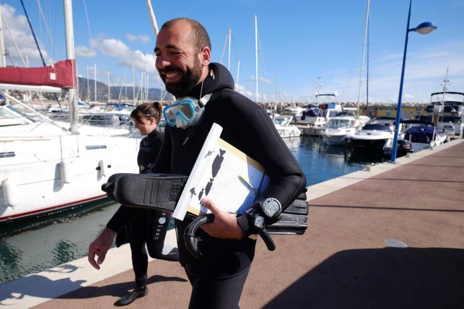 Lancé par le Yacht Club de Bormes, le dispositif est notamment financé par la Région et l'Agence de l'Eau.