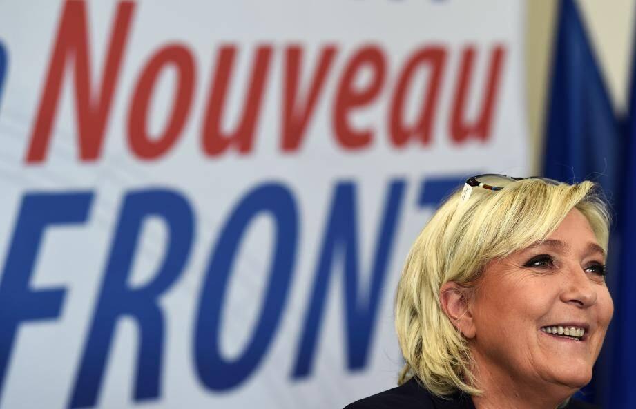Le FN a choisi cette année Nice pour fêter le 1er mai et Jeanne d'Arc.