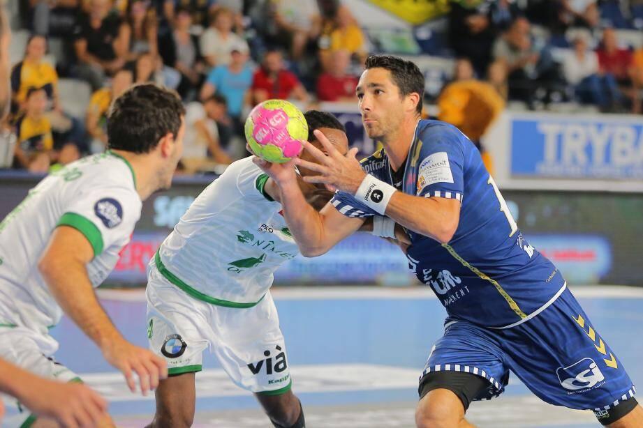 Rendez-vous pour le match aller le 18 ou 19 novembre à Saint-Raphaël.