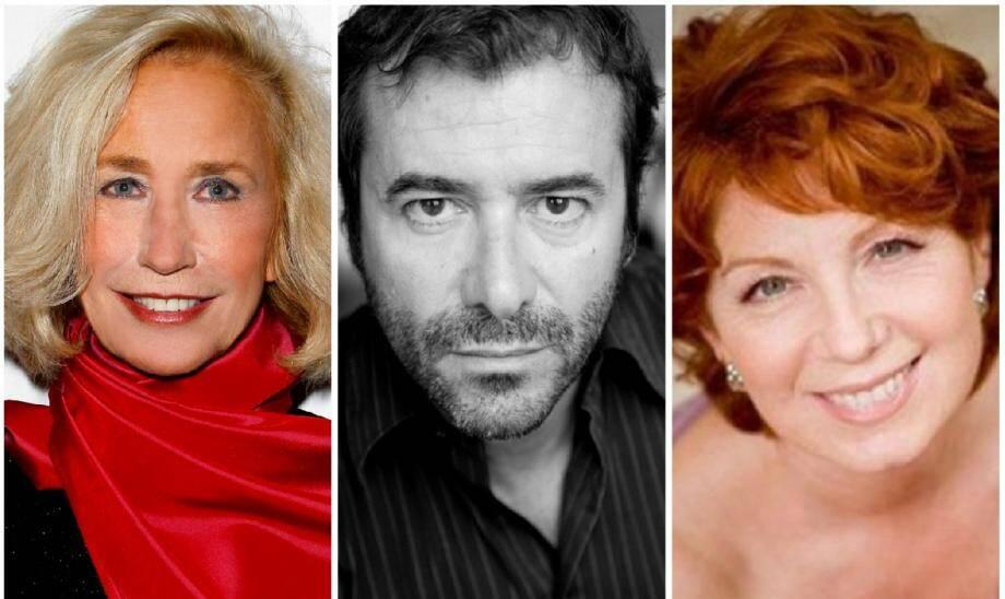 Brigitte Fossey, Bernard Montiel, Véronique Genest seront à Beausoleil ce week-end