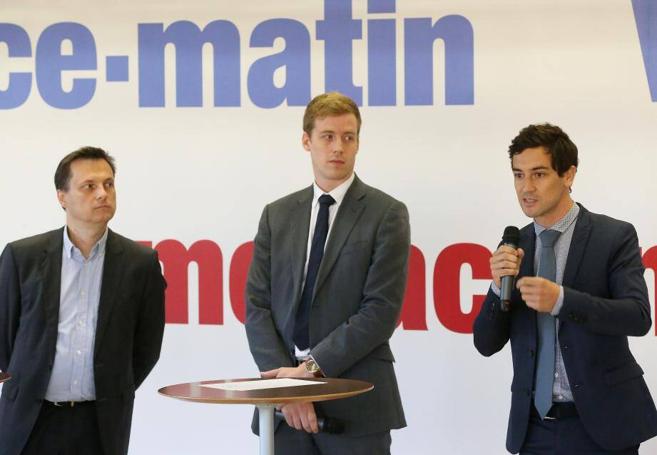 La Smeg a expliqué l'aspect gagnant-gagnant de son investissement dans le numérique aux partenaires du Hub business Nice-Matin.