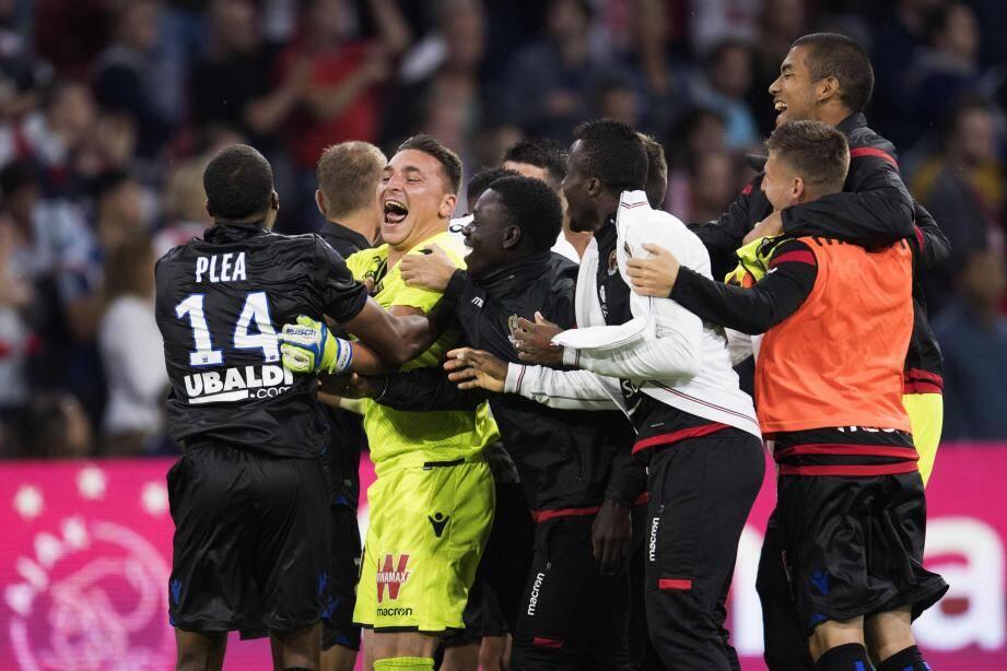 Les Aiglons doivent se souvenir de la cohésion affichée lors de l'exploit à Amsterdam avant d'aller défier la Lazio jeudi, le solide troisième de Serie A.