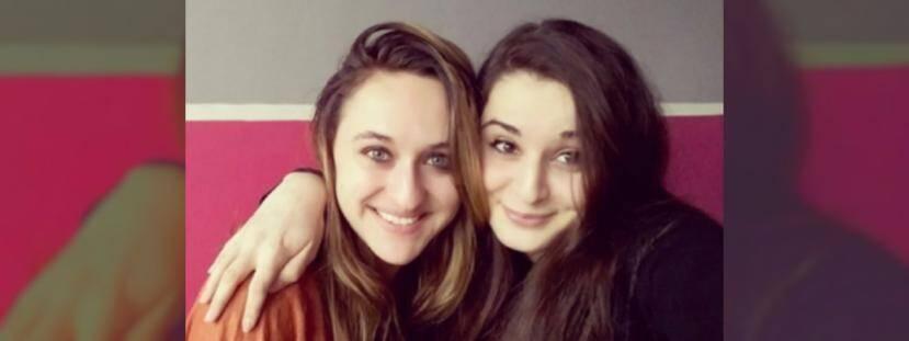 Les deux victimes de l'assaillant de Marseille.