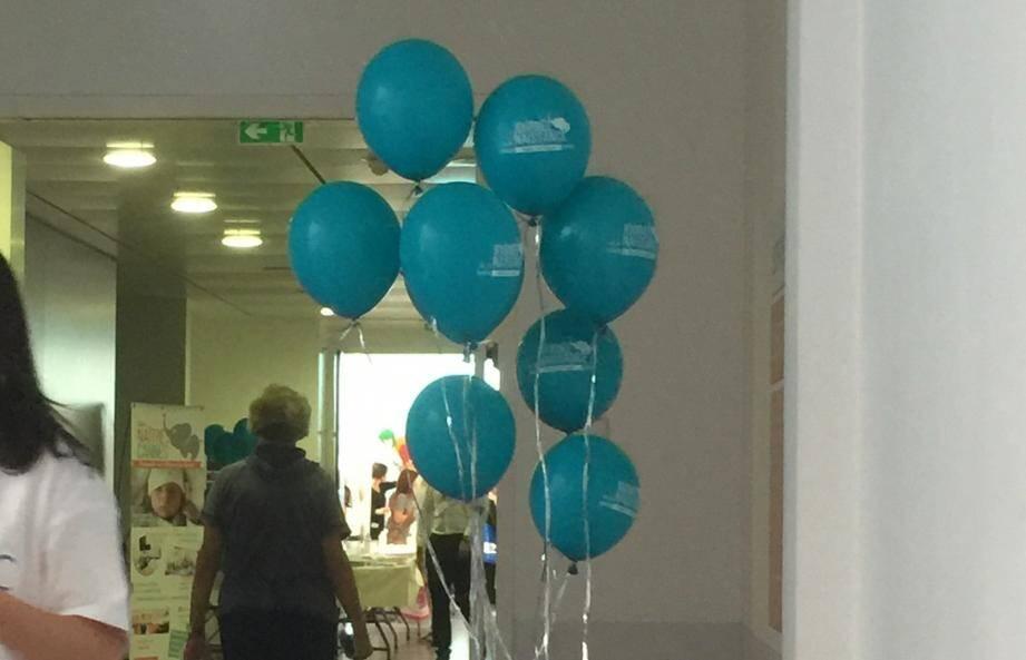 La journée de la naissance est organisée à la maternité de l'hôpital de Cannes et c'est gratuit.