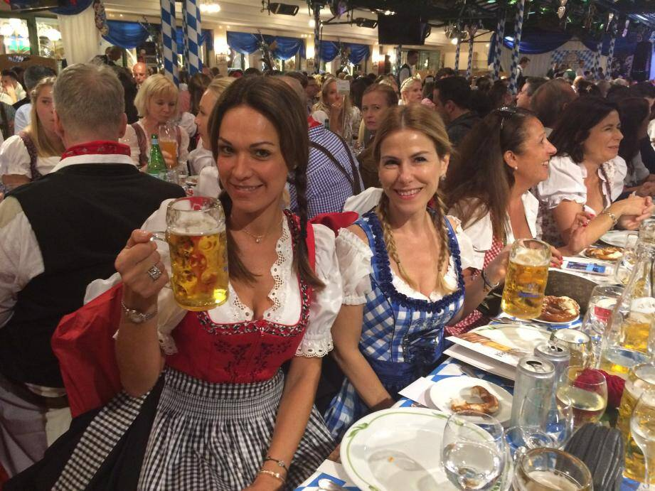 Une fête de la bière, certes, mais avec les codes du bon goût de la Principauté.