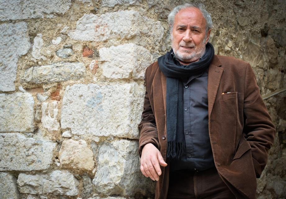 Michel Isnard, maire de Gorbio
