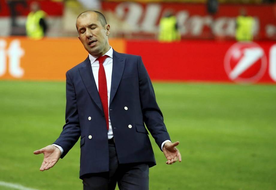 Jardim devra faire sans Falcao contre Bordeaux.