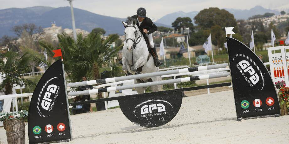 La 8e édition du concours international de saut d'obstacles débute ce jeudi à 8heures sur l'hippodrome de la Côte d'Azur.