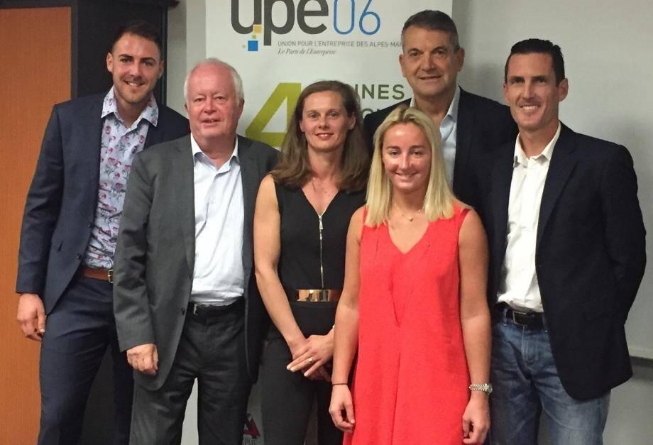 Le partenariat signé entre l'UPE06 et Care Labs a pour but de financer des programmes d'activité physiques santé dans les entreprises.