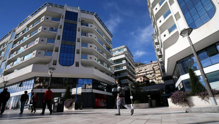 Malfaçons dans les immeubles les jardins d'Apolline à Monaco.