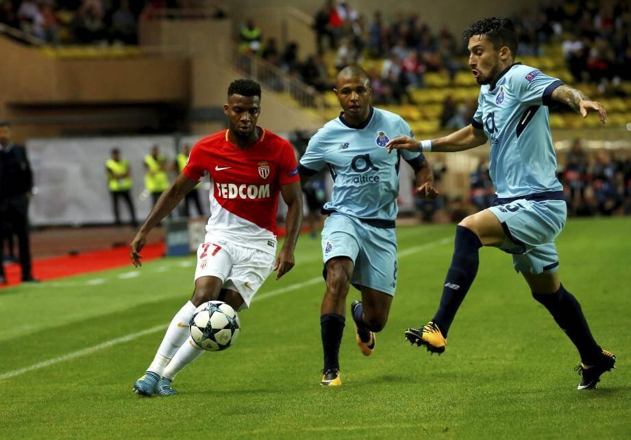 Les Monégasques devront se montrer beaucoup plus appliqués et investis que lors de leur dernière prestation à domicile en Ligue des champions qui s'était soldée par une défaite 3-0 contre Porto.